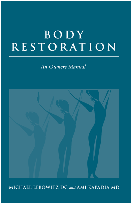 Body Restoration - An Owner's Manual